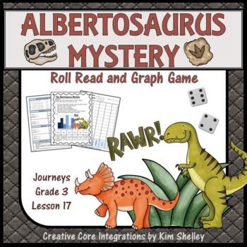 The Albertosaurus Mystery - Roll Read Graph