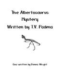 The Albertosaurus Mystery STAAR Stemmed Quiz