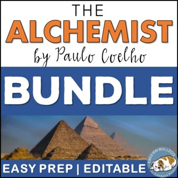 the alchemist teaching resources teachers pay teachers the alchemist activity mini bundle the alchemist activity mini bundle