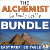 The Alchemist Activity Mini Bundle