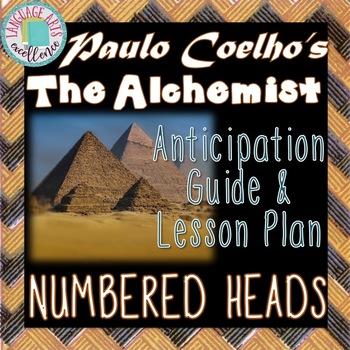 The Alchemist Anticipation Guide & Lesson Plan