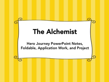 The Alchemist Hero Journey