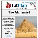 The Alchemist: LitPlan Teacher Guide - Lesson Plans, Quest