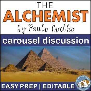 The Alchemist Pre-reading Carousel Discussion
