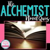 The Alchemist - Reading Check Quiz