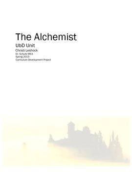 The Alchemist UbD Unit