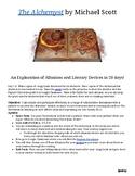 The Alchemyst by Michael Scott Unit Plan