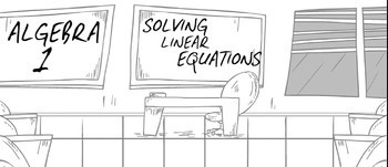 """The Algebra Flipped Classroom: Chapter 1 """"Solving Linear Equations"""""""