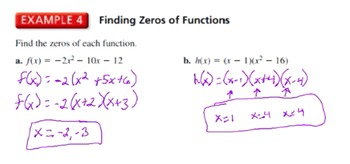 "The Algebra Flipped Classroom: Chapter 8 ""Graphing Quadratic Functions"""