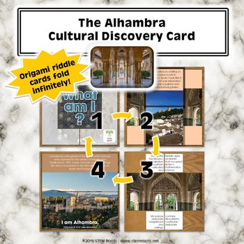 The Alhambra Cultural Discovery Card