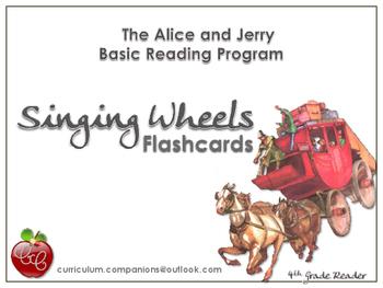 The Alice & Jerry Basic Reading Program - Singing Wheels -