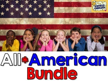 The All-American BUNDLE!  American Symbols, Presidents, and more!