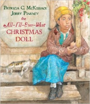 The All-I'll-Ever-Want Christmas Doll Great Depression activities