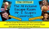 The All Inclusive Escape Room