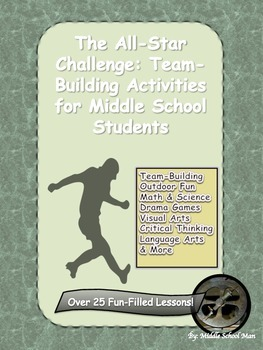End of Year Activities for Middle School Students