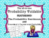 The All-in-one Probability Foldable
