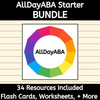 The AllDayABA Starter Bundle