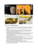 The Allegory of the Cave (Plato) text, study guide, and graphic organizer