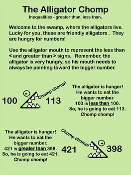 The Alligator Chomp