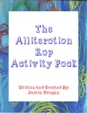 The Alliteration Rap Activity Pack