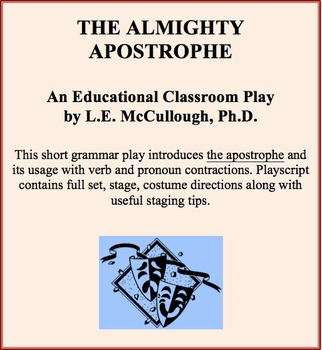 The Almighty Apostrophe - A Syntax Play