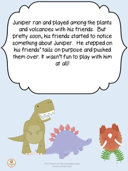 Social Skills Story: friendship and play