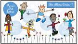 Preschool Clip Art: Alora Series1