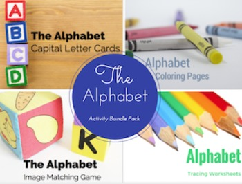 The Alphabet Activity Bundle Pack