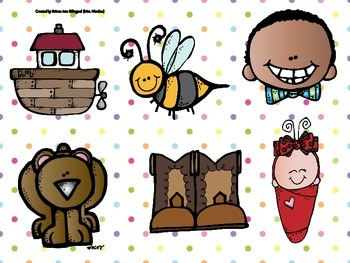 The Alphabet - Bulletin Board, small groups & interactive booklet IN ENGLISH