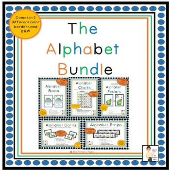 The Alphabet Bundle