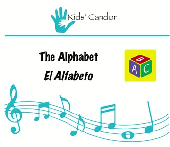 The Alphabet | El Alfabeto CD - Bilingual Music