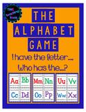 The Alphabet Game