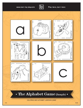 The Alphabet Game (Sample)