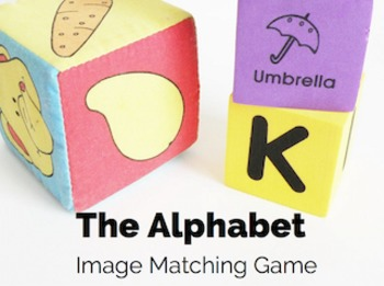 The Alphabet Image Matching Game