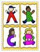 Alphabet Letter People