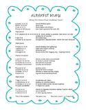 The Alphabet Show!