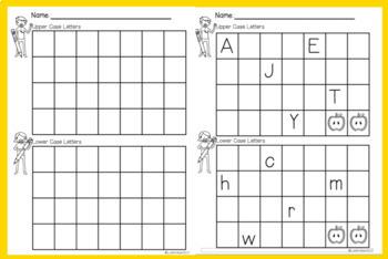 The Alphabet SmartBoard Lesson for Primary Grades