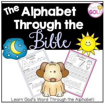 The Alphabet Through the Bible
