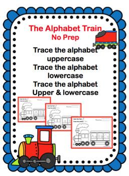 The Alphabet Train - No Prep