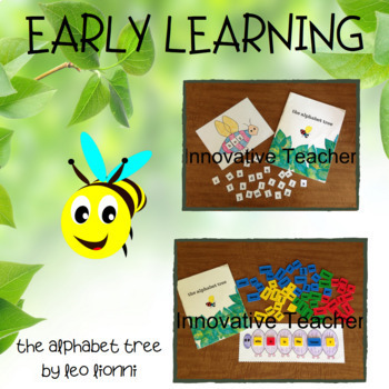The Alphabet Tree Activity