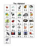 The Alphabet with Pictures
