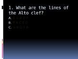 The Alto Clef