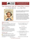 The Amazing Age of John Roy Lynch (Chris Barton/Don Tate)