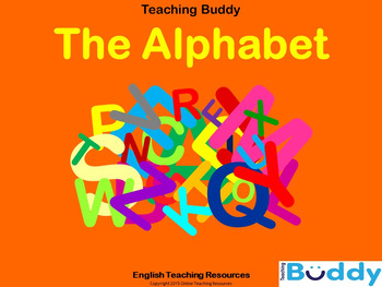 The Amazing Alphabet