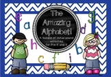 The Amazing Alphabet {a bundle of initial sound activities}