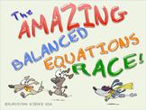 The Amazing Balanced Equations Race