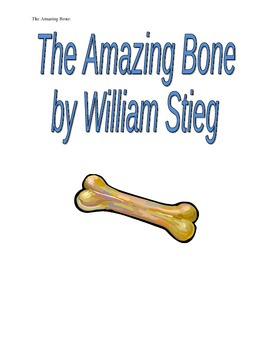 The Amazing Bone- William Stieg