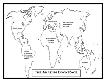 The Amazing Book Race