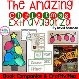 The Amazing Christmas Extravaganza {Craftivities and Book