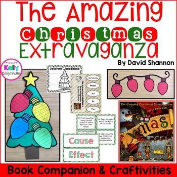 The Amazing Christmas Extravaganza {Common Core Aligned Bo